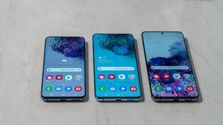 Samsung Galaxy S20 -sarja
