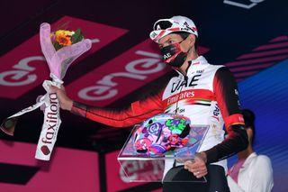 Joe Dombrowski wins stage 4 at 2021 Giro d'Italia