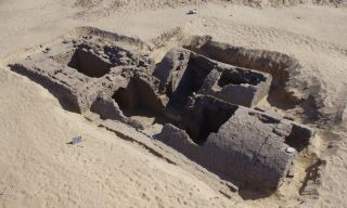 Dating back around 3,300 years this tomb was discovered recently at an ancient cemetery at Abydos in Egypt.