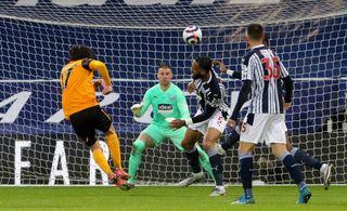 West Bromwich Albion v Wolverhampton Wanderers – Premier League – The Hawthorns