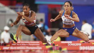Nafissatou Thiam und Katarina Johnson-Thompson treten im Siebenkampf an