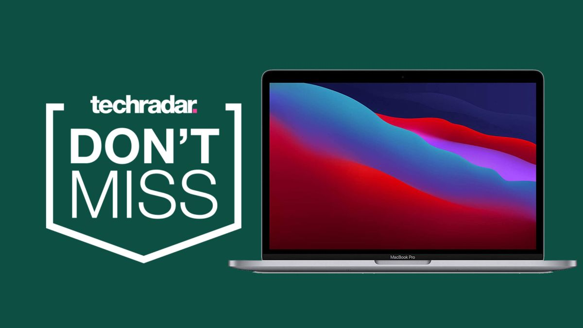 New M1 MacBook Pro deal: surprise Black Friday deal on year's hottest laptop still going