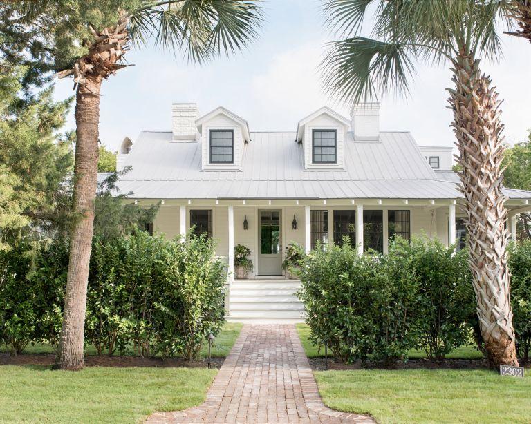 Period South Carolina beach house