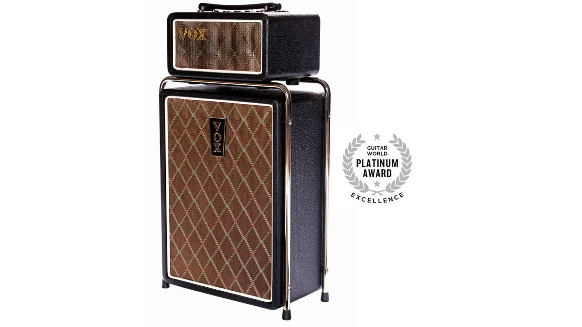 review vox mini superbeetle guitar amp guitarworld. Black Bedroom Furniture Sets. Home Design Ideas