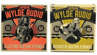Wylde Audio strings