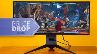 Alienware 34-inch LCD