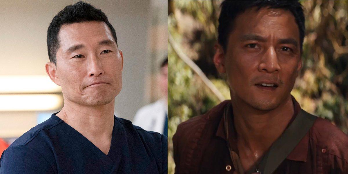 Daniel Dae Kim in New Amsterdam and Daniel Wu in Tomb Raider
