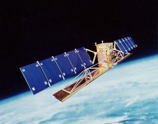 Canada's Venerable Radarsat-1