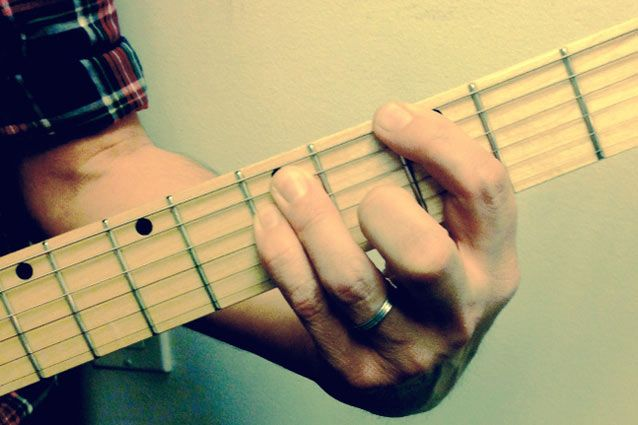 24 Easy Jazz Chords Every Guitar Player Should Know