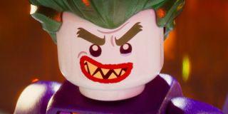 The Joker in The Lego Batman Movie