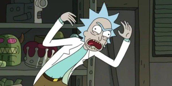 Rick Sanchez Rick and Morty Adult Swim
