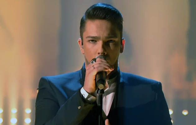 the x factor, matt terry