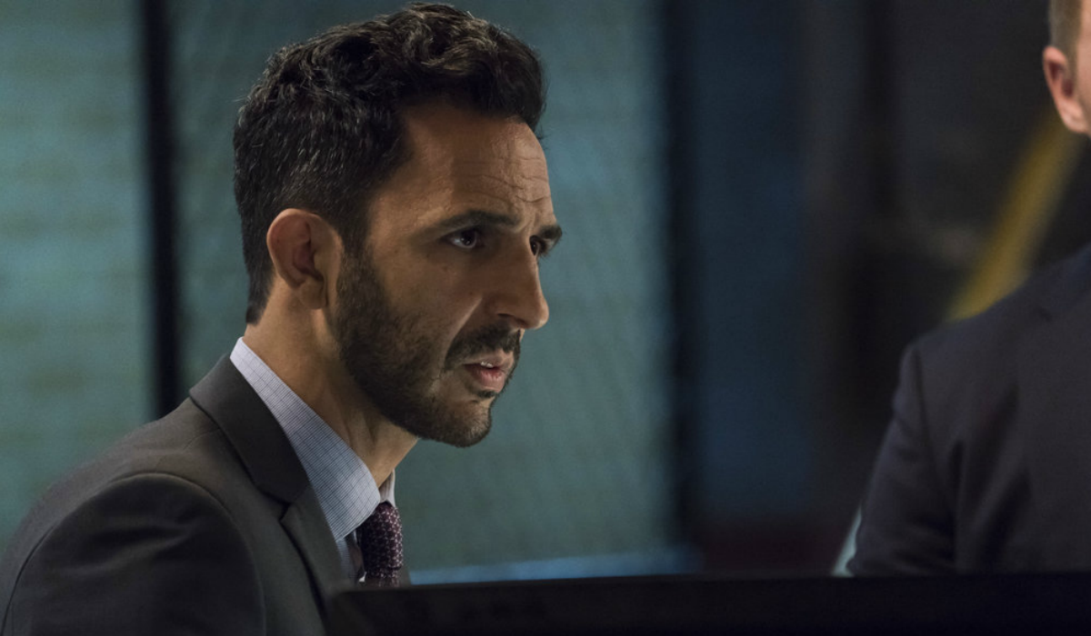 The Blacklist Amir Arison Aram Mojtabai NBC