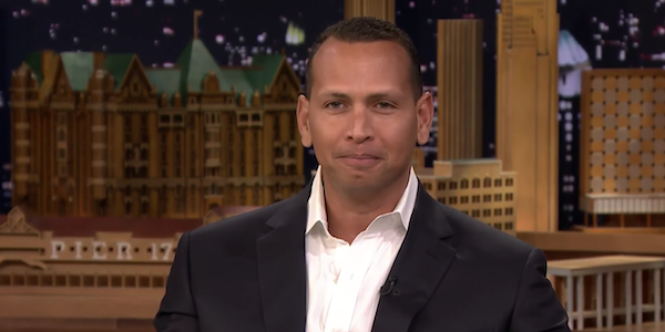 Alex Rodriguez - The Tonight Show Starring Jimmy Fallon