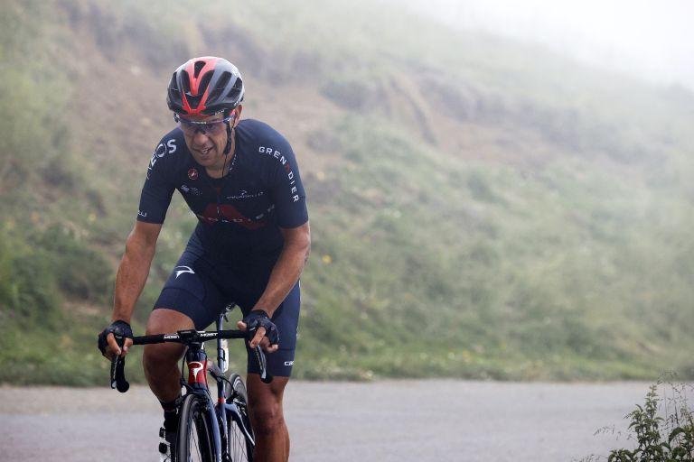 Richie Porte at the 2021 Tour de France