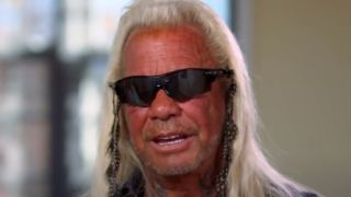 Dog the Bounty Hunter in interview