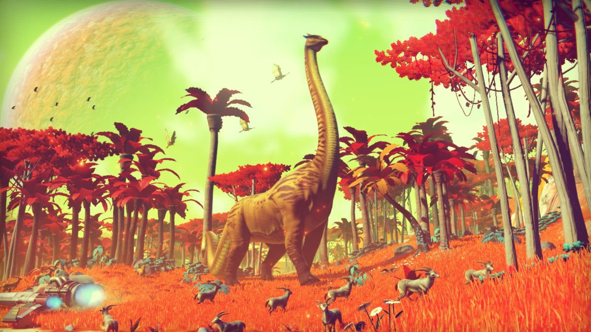No Man's Sky is rumoured to be delayed