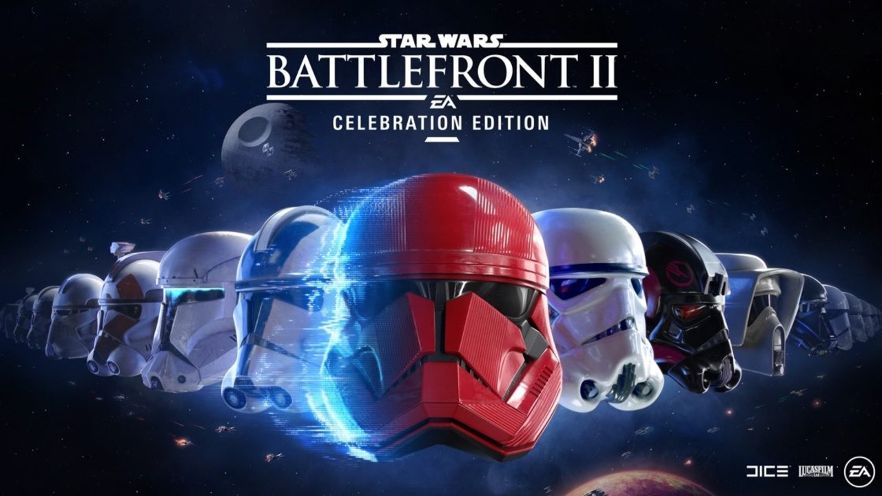 Star Wars Battlefront 2 Celebration Edition Includes All Customization Content From Launch Through To The Latest The Rise Of Skywalker Update Gamesradar