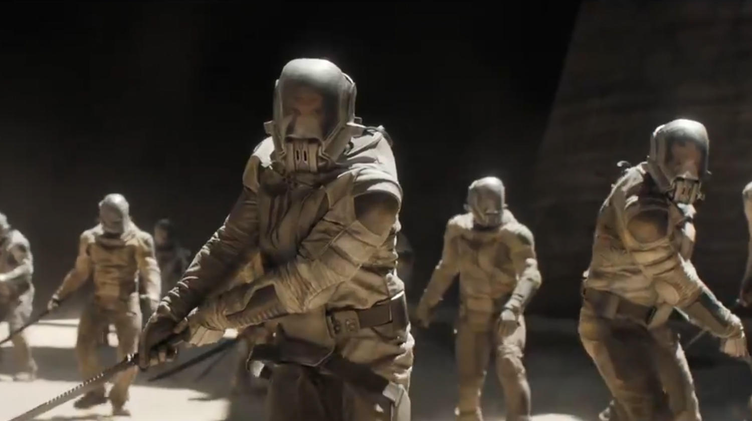 New 'Dune' trailer is guaranteed to send tingles down your spine | Space