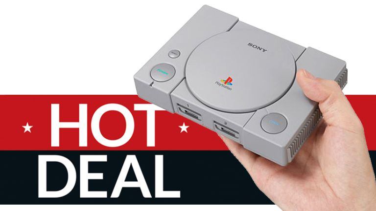 PlayStation Classic Deal Discount SIM-Only