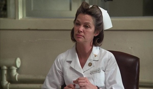 Nurse Ratched Louise Fletcher One Who Flew Over The Cuckoos Nest