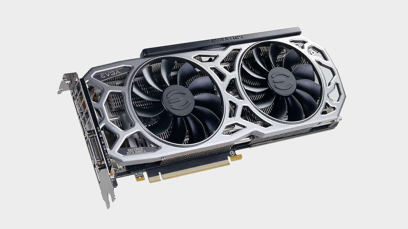Nvidia's GeForce GTX 1080 Ti might be back in production