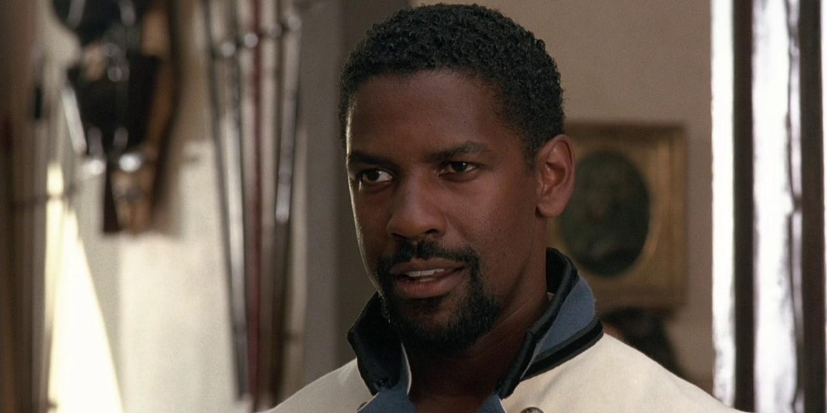Denzel Washington in Much Ado About Nothing
