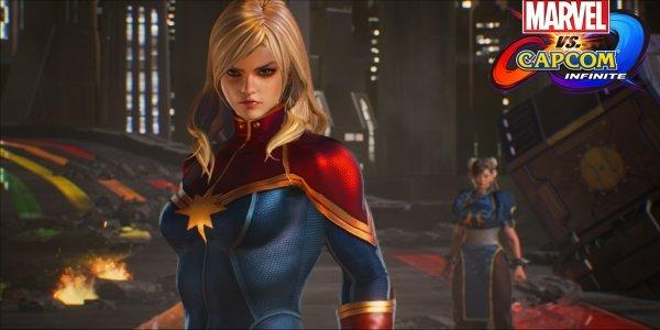 Marvel vs Capcom: Infinite Reviews