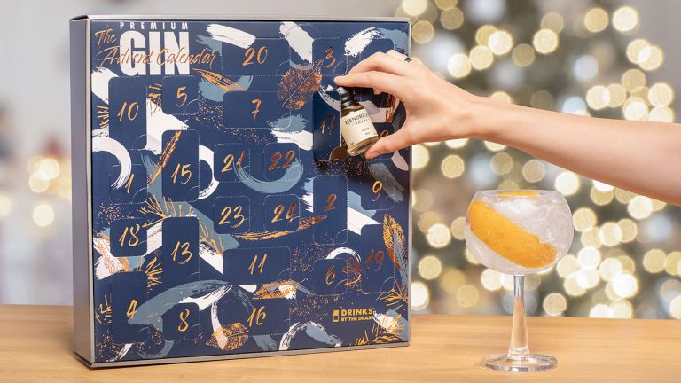 Best advent calendar: The Premium Gin Advent Calendar from Drinks by the Dram