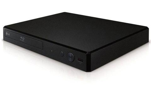 LG BP175 Blu-ray player review