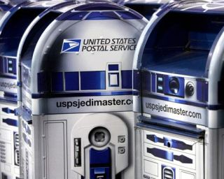 'Star Wars' Droid R2-D2 to Collect U.S. Mail