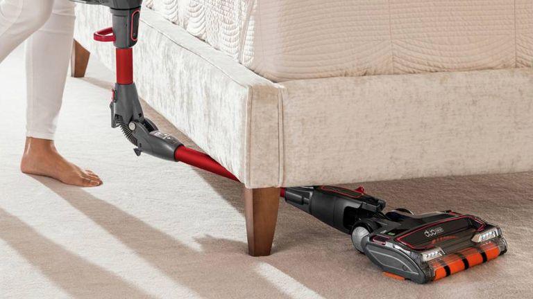 Shark cordless vacuum DuoClean 2 Battery HEPA Cordless Pet Vacuum Cleaner from Argos