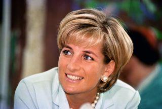Princess Diana visits Leicester