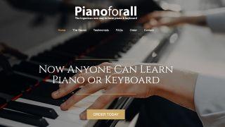 Pianoforall review
