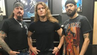 Iced Earth welcome Jake Dreyer