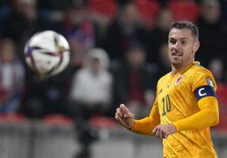 Czech Republic v Wales – 2022 World Cup qualifier