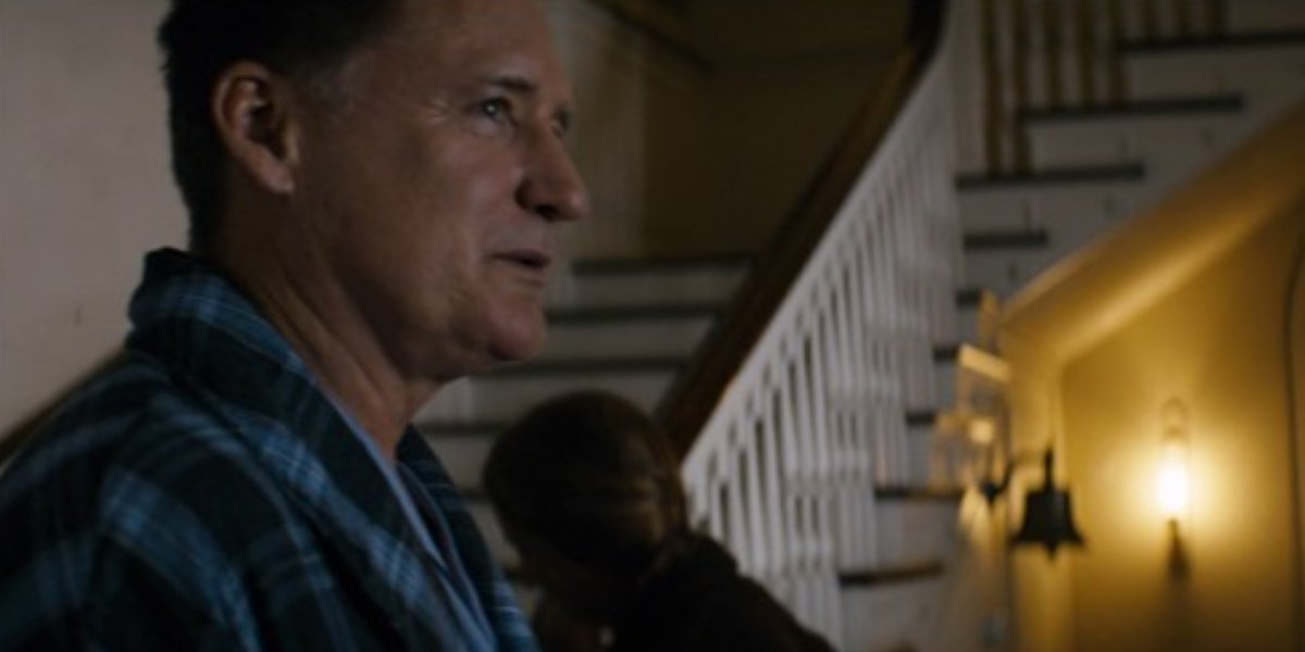 Bill Pullman in The Equalizer