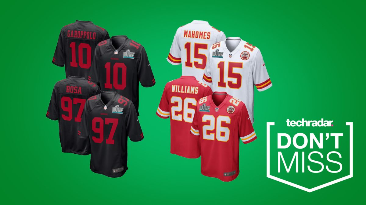 Super Bowl jerseys announced: where to buy Chiefs and 49ers ...