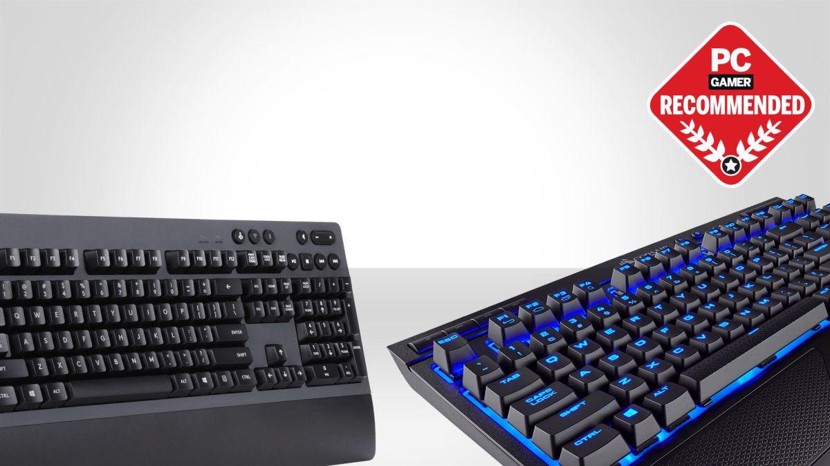 best wireless gaming keyboard in pc gamer