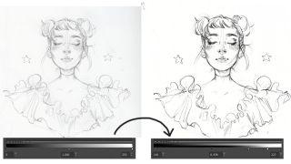 Krita tutorial: Step one