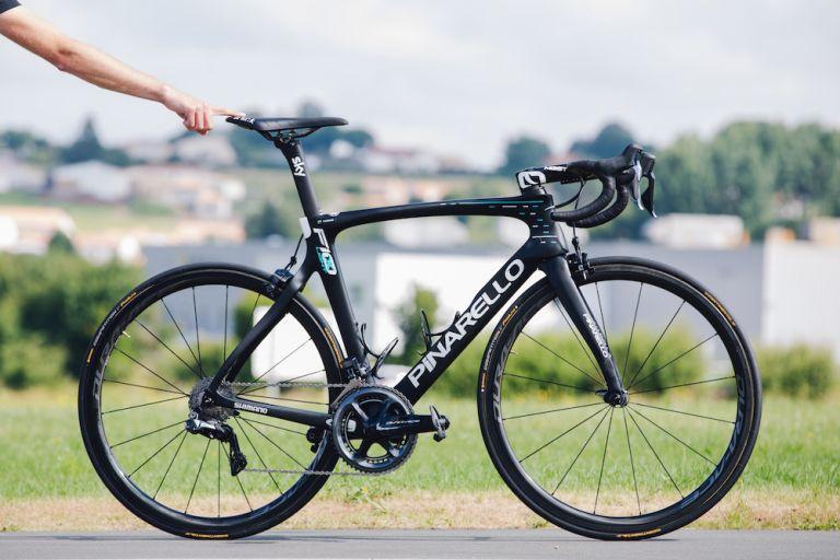 Geraint Thomas Tdf bike