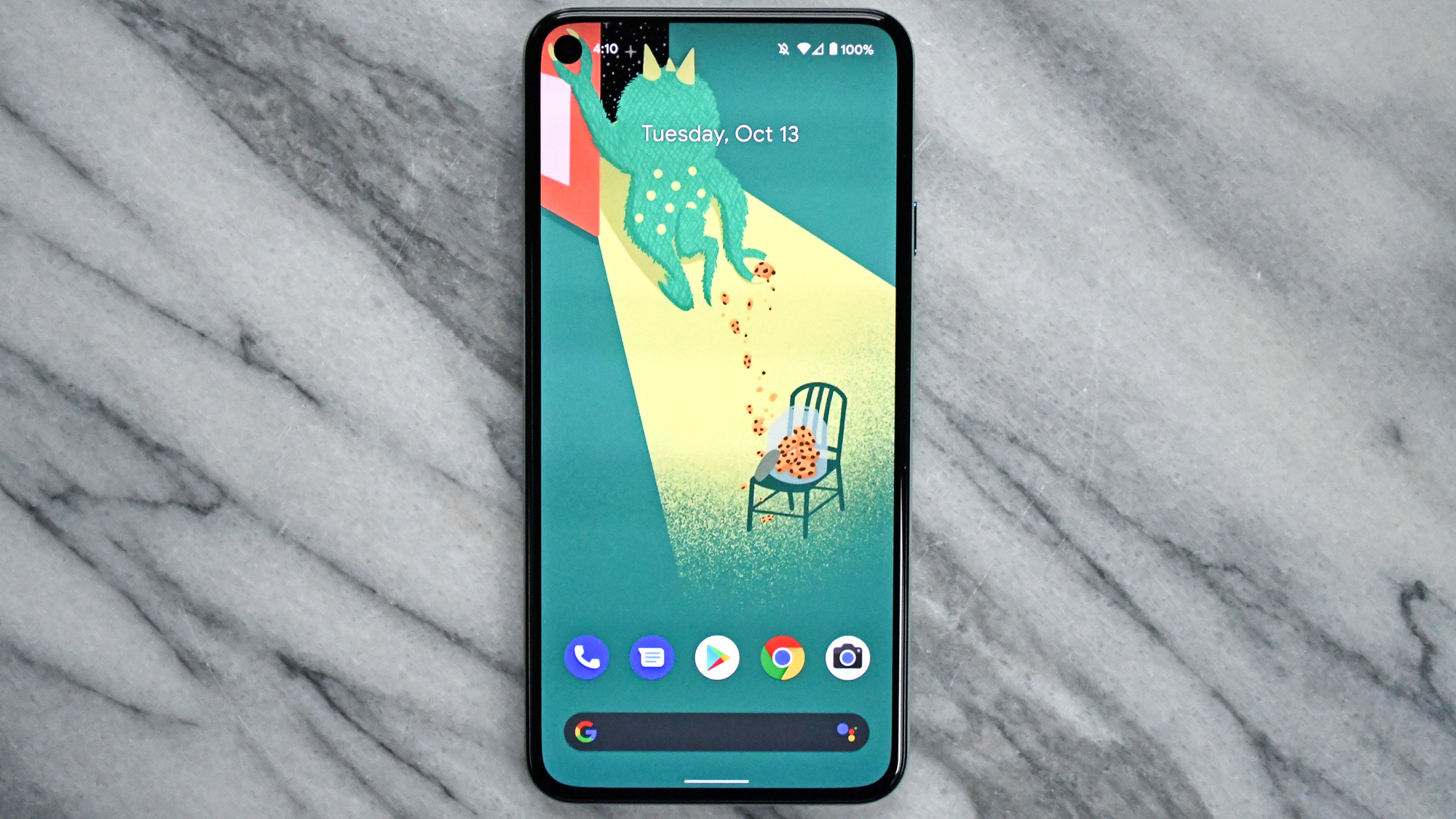 Обзор Google Pixel 5