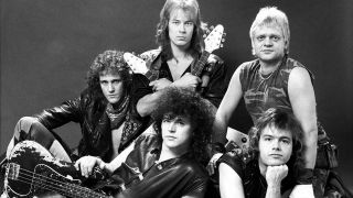 Accept in 1985