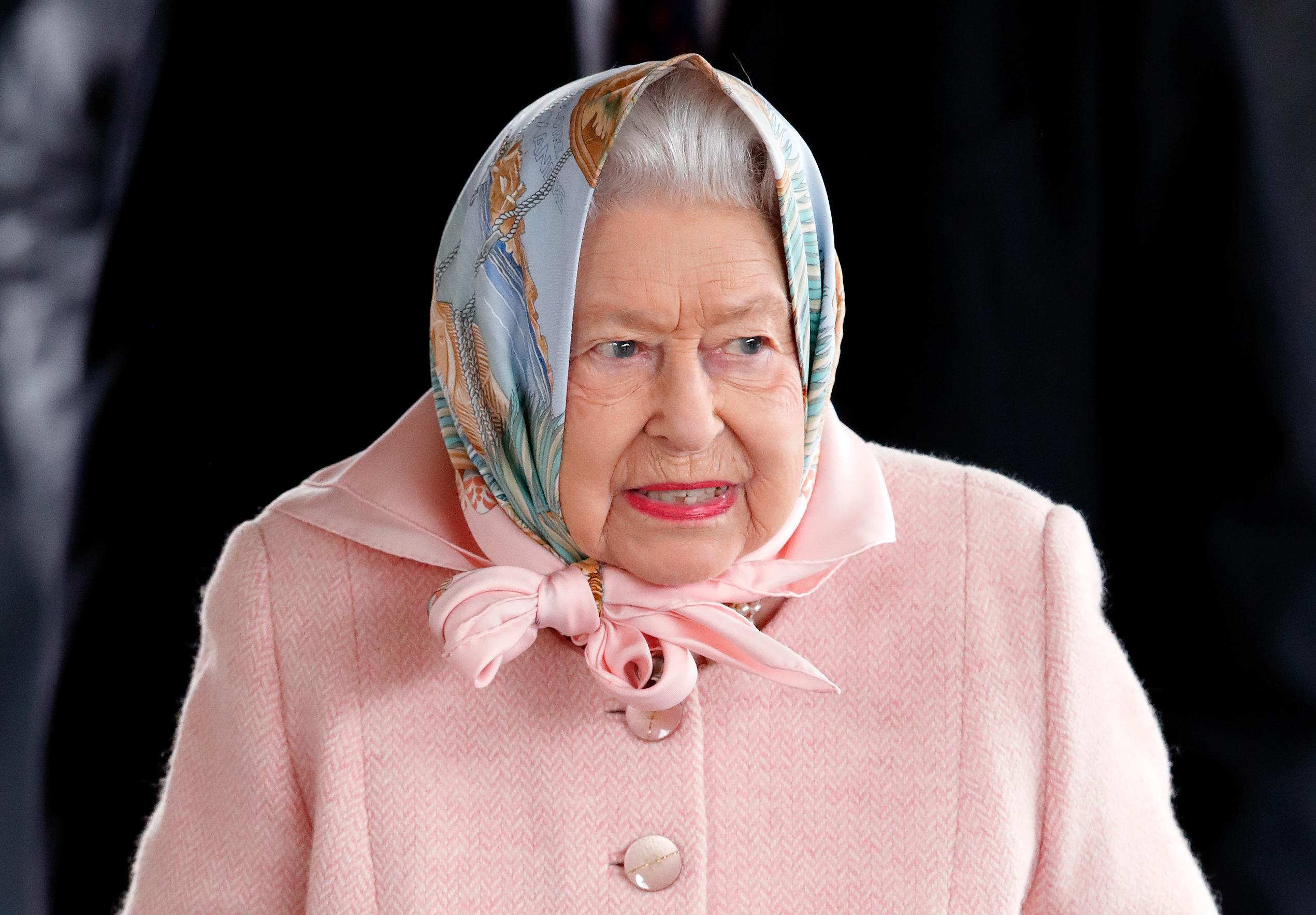 Queen Elizabeth II - cover