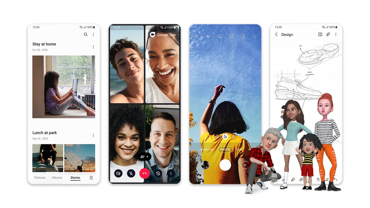 Samsung One UI 3.0 is coming alongside Android 11 update for recent phones