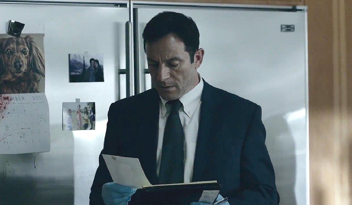 Jason Isaacs in Awake NBC