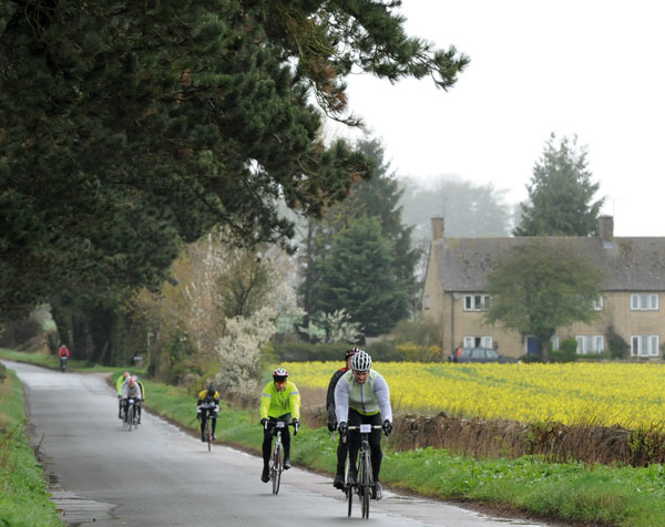 Cotswold Spring Classic Sportive