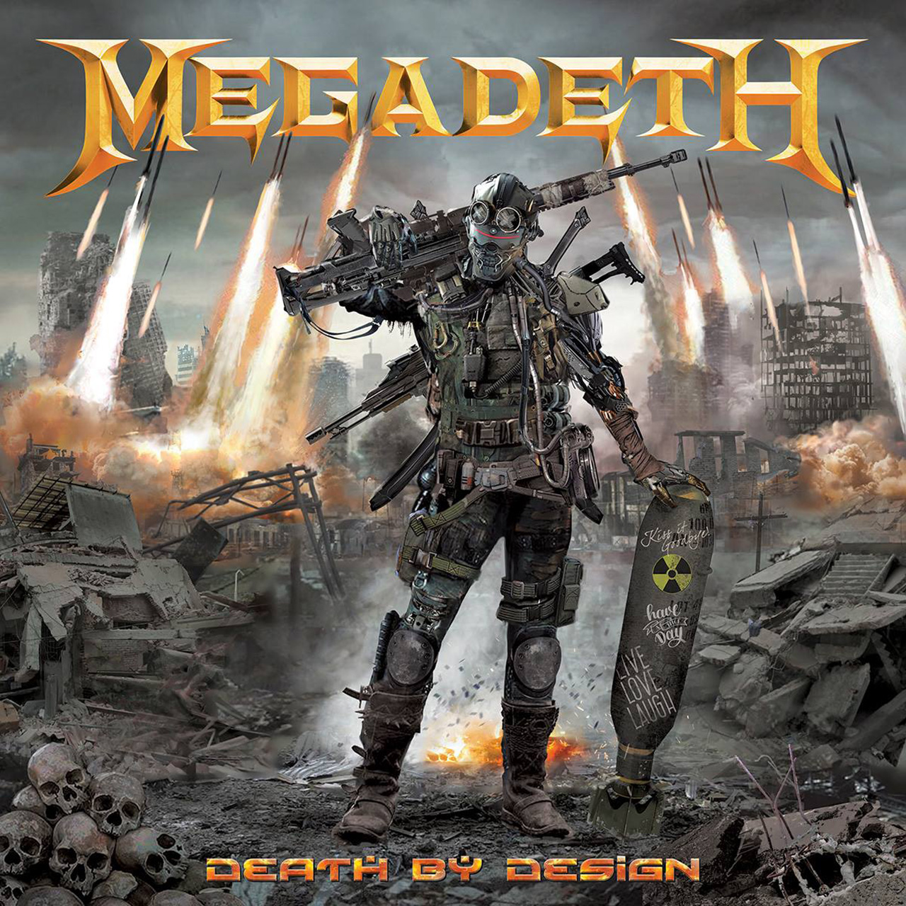 Dave Mustaine talks history of Megadeth in Death By Design video | Louder