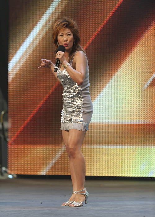 Goldie Cheung 'quits X Factor', say reports