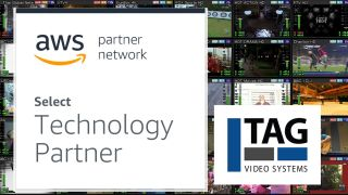 TAG Video AWS Select Technology Partner